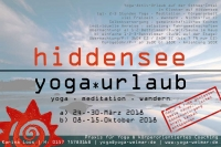 Yoga Reisen Hiddensee 2018